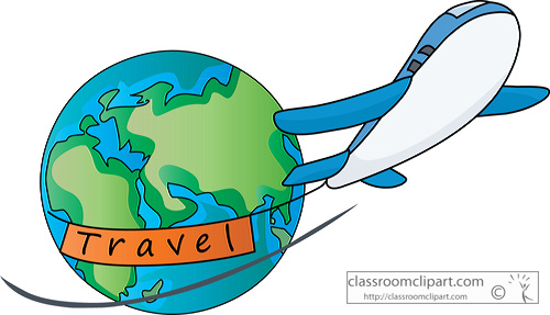 Airline travel clipart - Clipground
