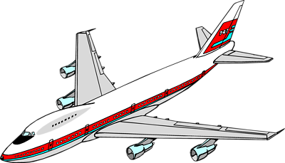 Plane clipart free.