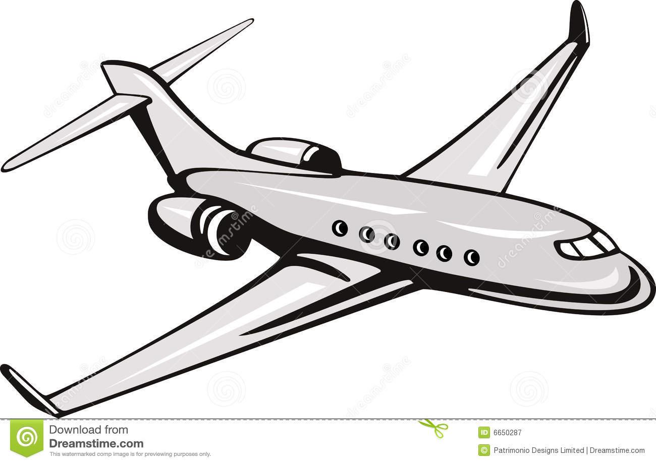 Clipart plane.