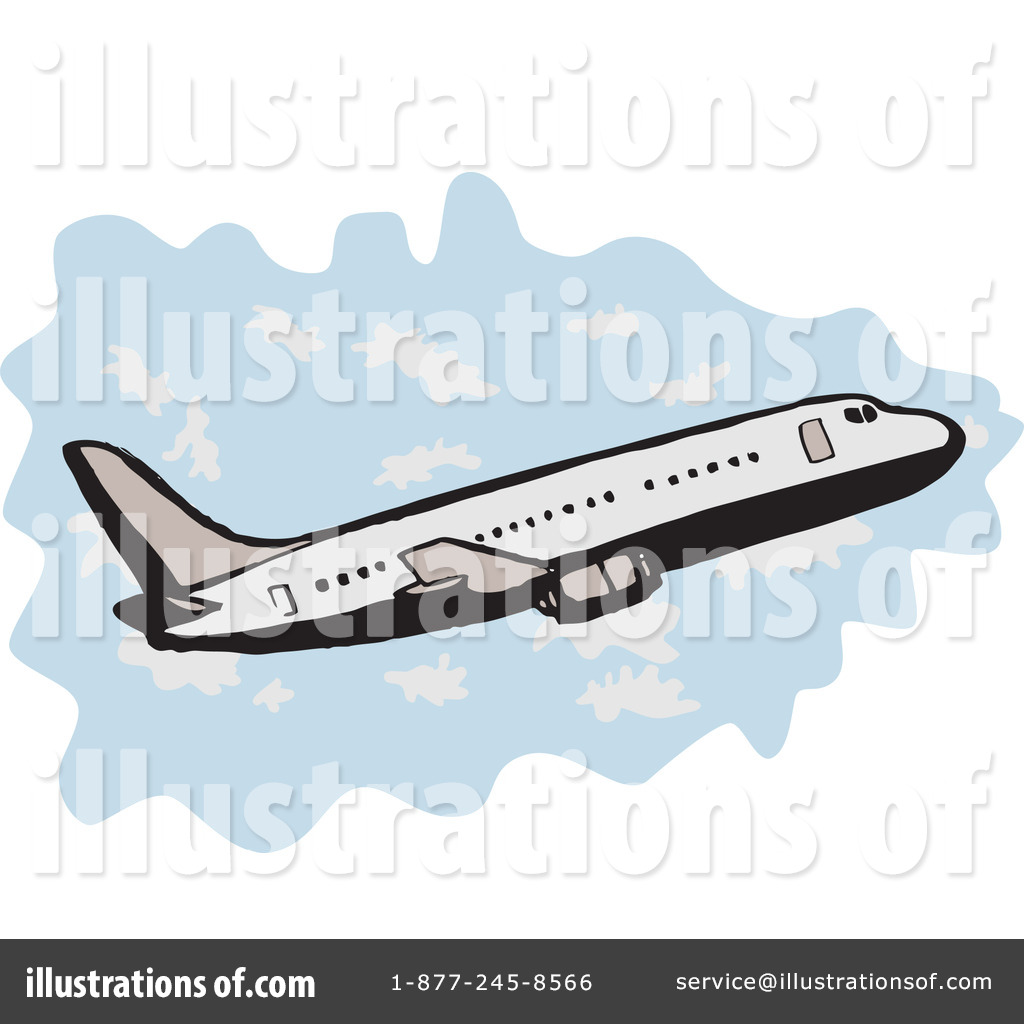 Airplane Clipart #1105991.