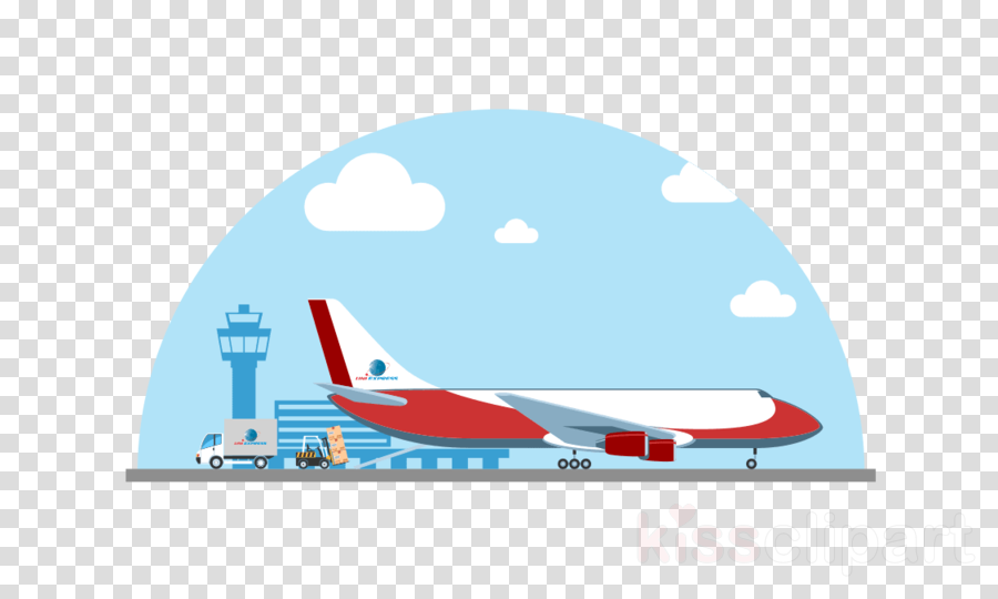 airline air travel airplane airliner vehicle clipart.