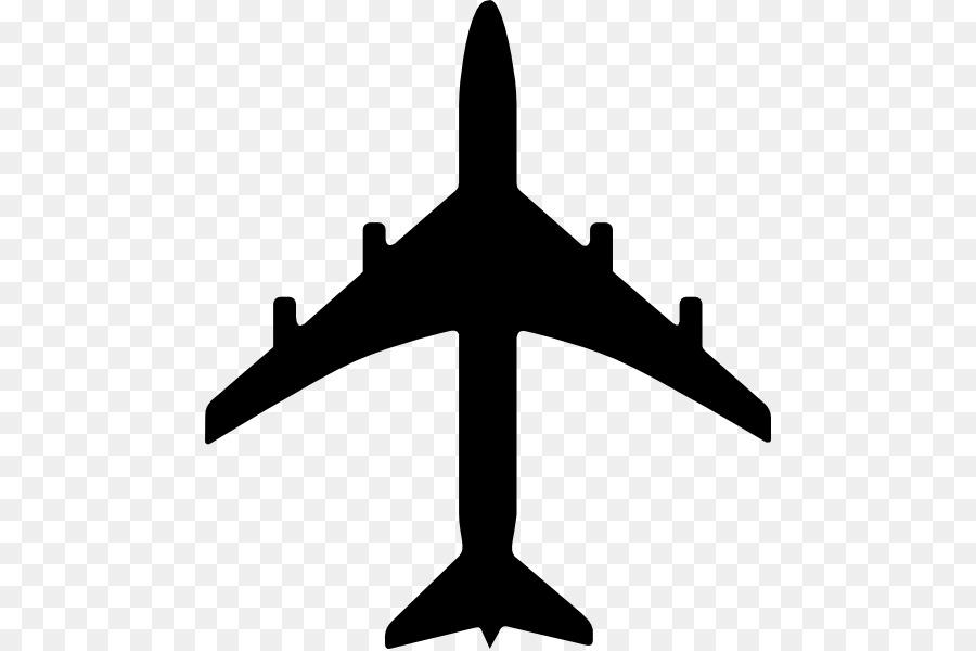 Airplane Silhouette.