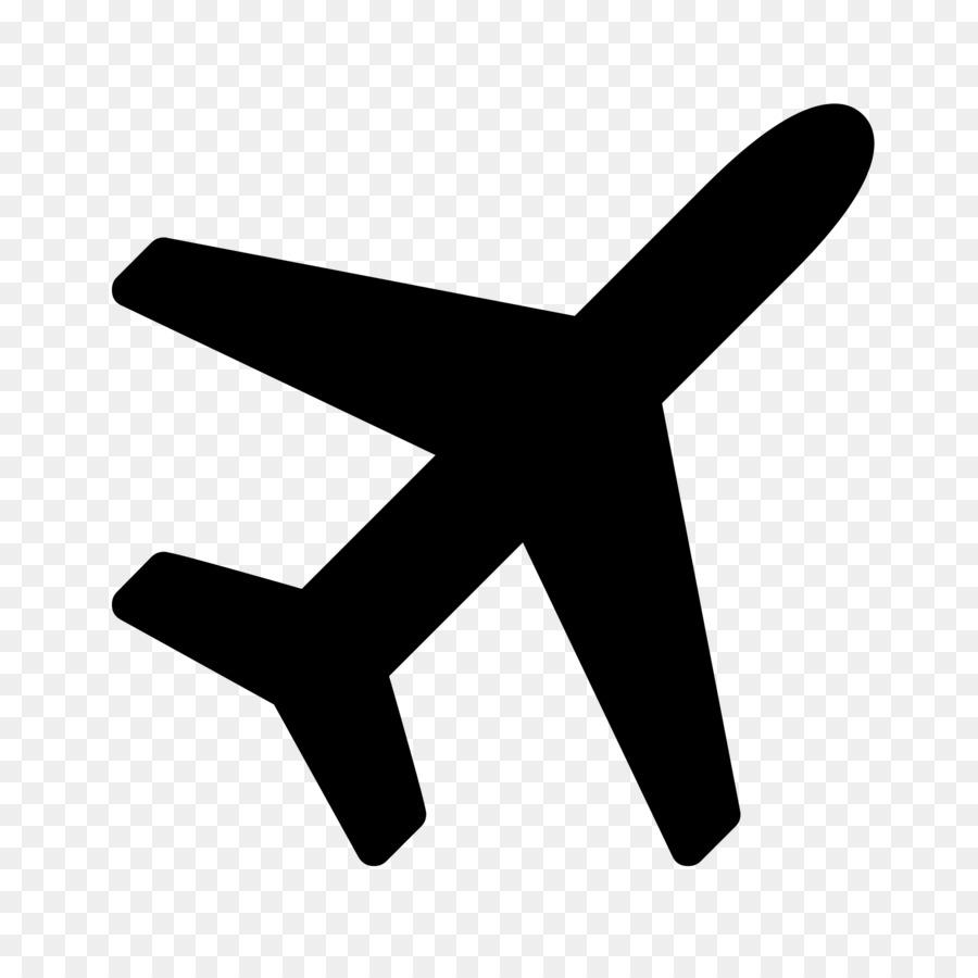Airplane Symbol.