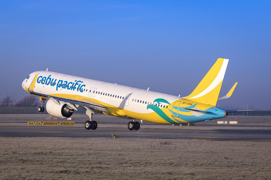 Cebu Pacific announces Chinese New Year seat sale.
