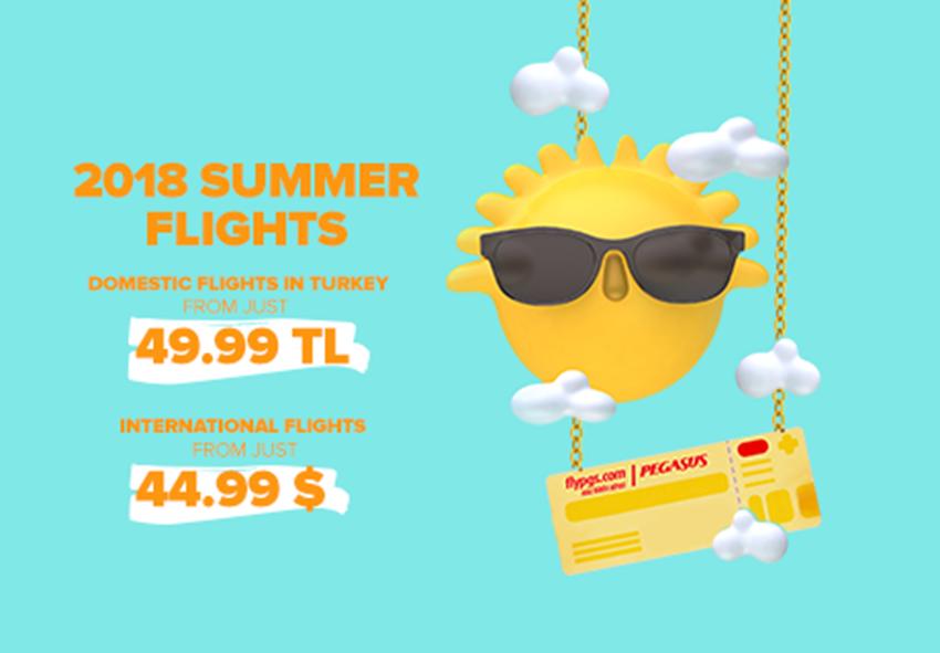 Summer 2018 Flights Now On Sale !.