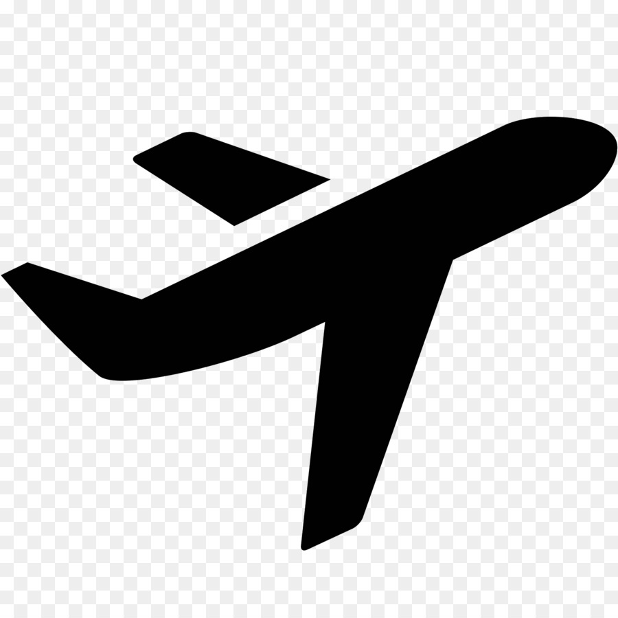 Airplane Icon png download.