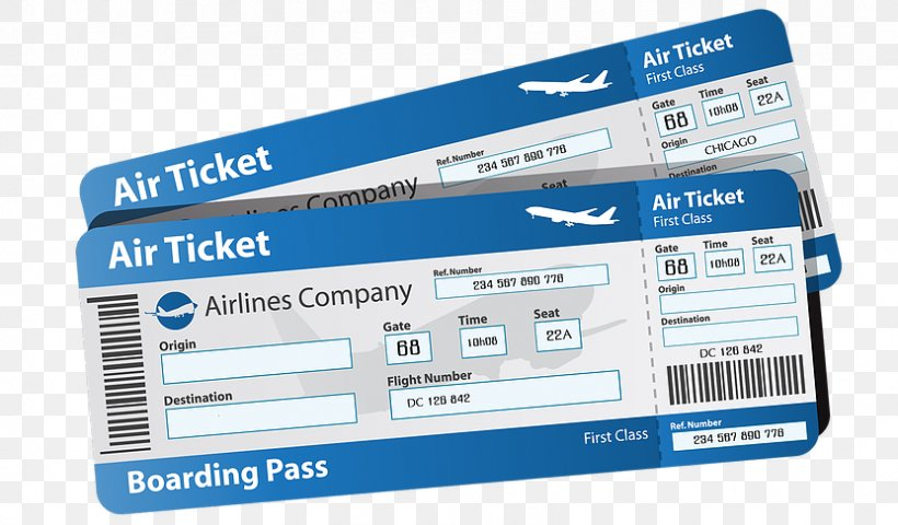 Flight Airline Ticket Travel, PNG, 831x487px, Flight.