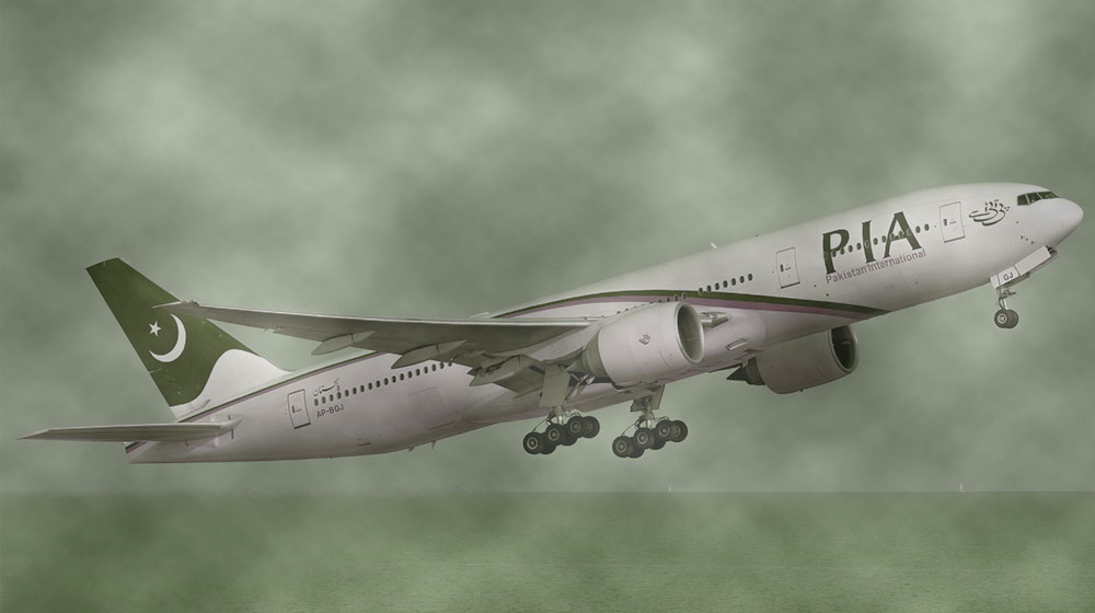 Smog & Weather Conditions Disrupt PIA Flight Schedule Yet Again.