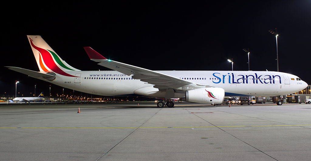 SriLankan Airlines Plans Frankfurt Relaunch.