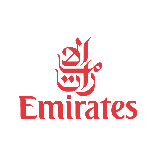 Download Emirates Airlines brand logo in vector format.