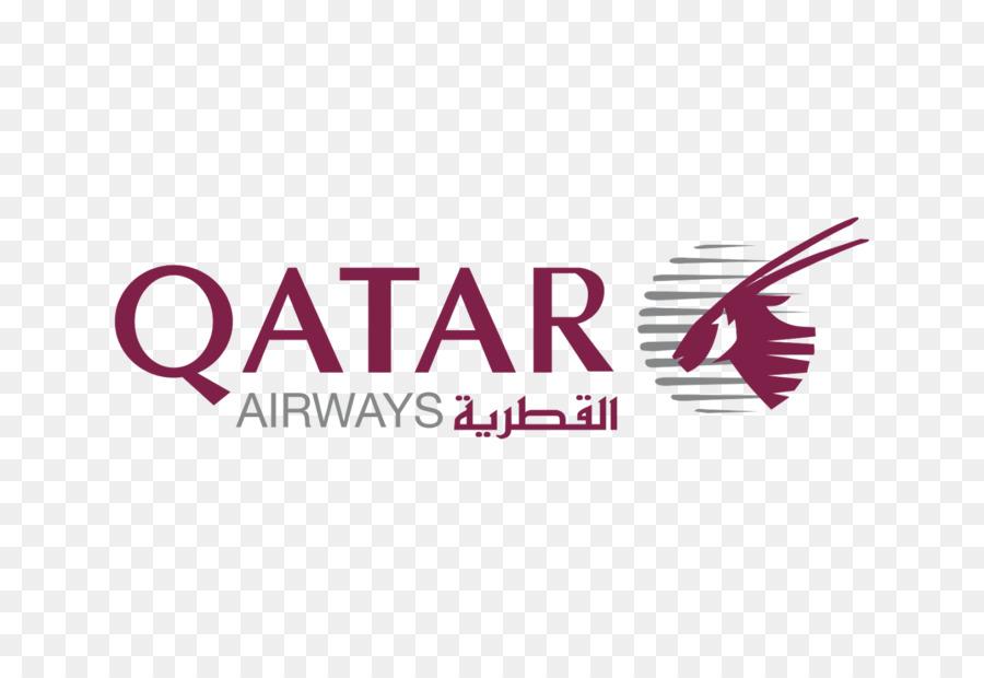 Qatar Airways Logo png download.