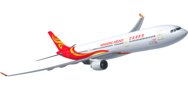 Download Free png Hong Kong Airlines.