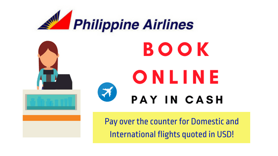 Philippine Airlines Online Booking.