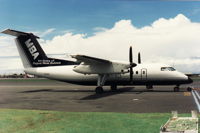 AIRLINES OF PNG.