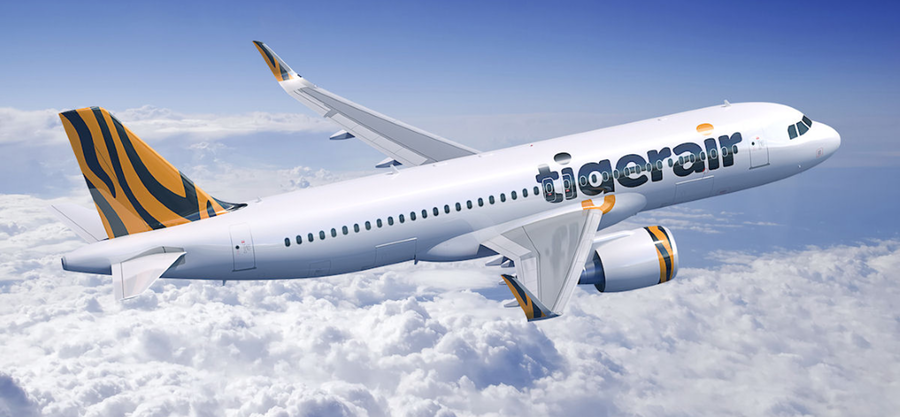 TigerAir domestic sale! One.