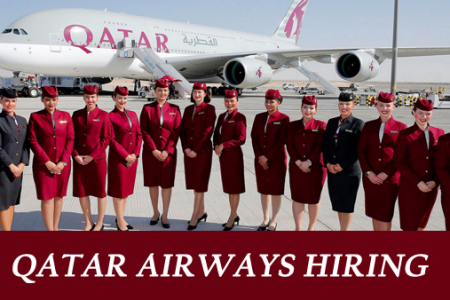 Aviation Jobs In Qatar At Qatar Airways.
