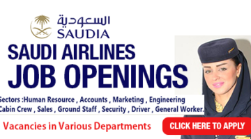 Saudi Airline Jobs Archives.