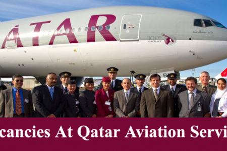 Aviation Jobs In Qatar At Qatar Aviation Service.