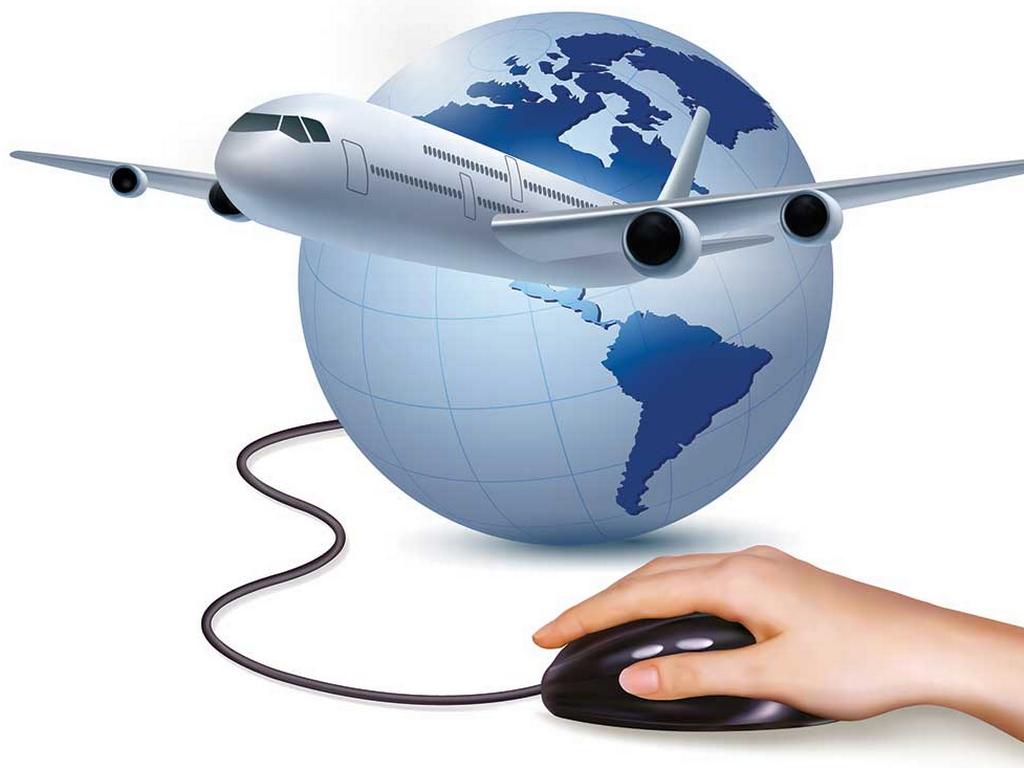 Online Flight Booking Guide: Technology and Air Ticket Booking.