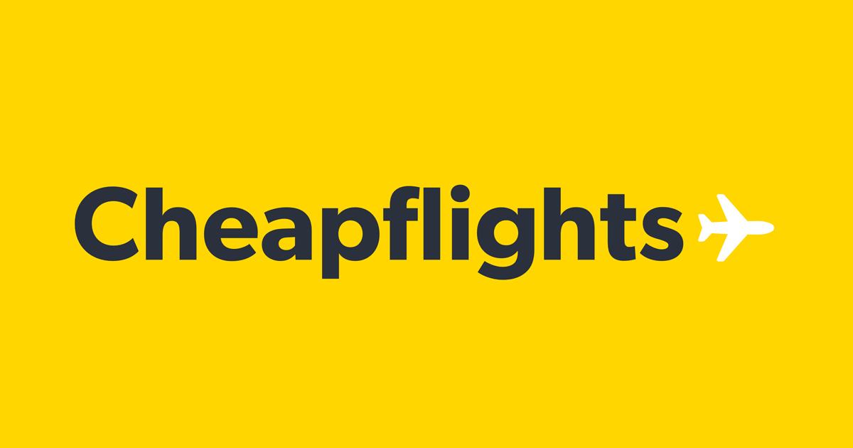 Cheap Flights, Airline Tickets & Airfares.