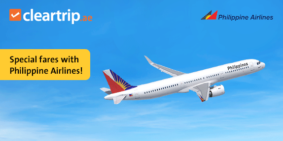 Special fares with Philippine Airlines!.