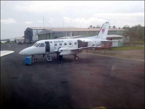 Airlink Aircrat.