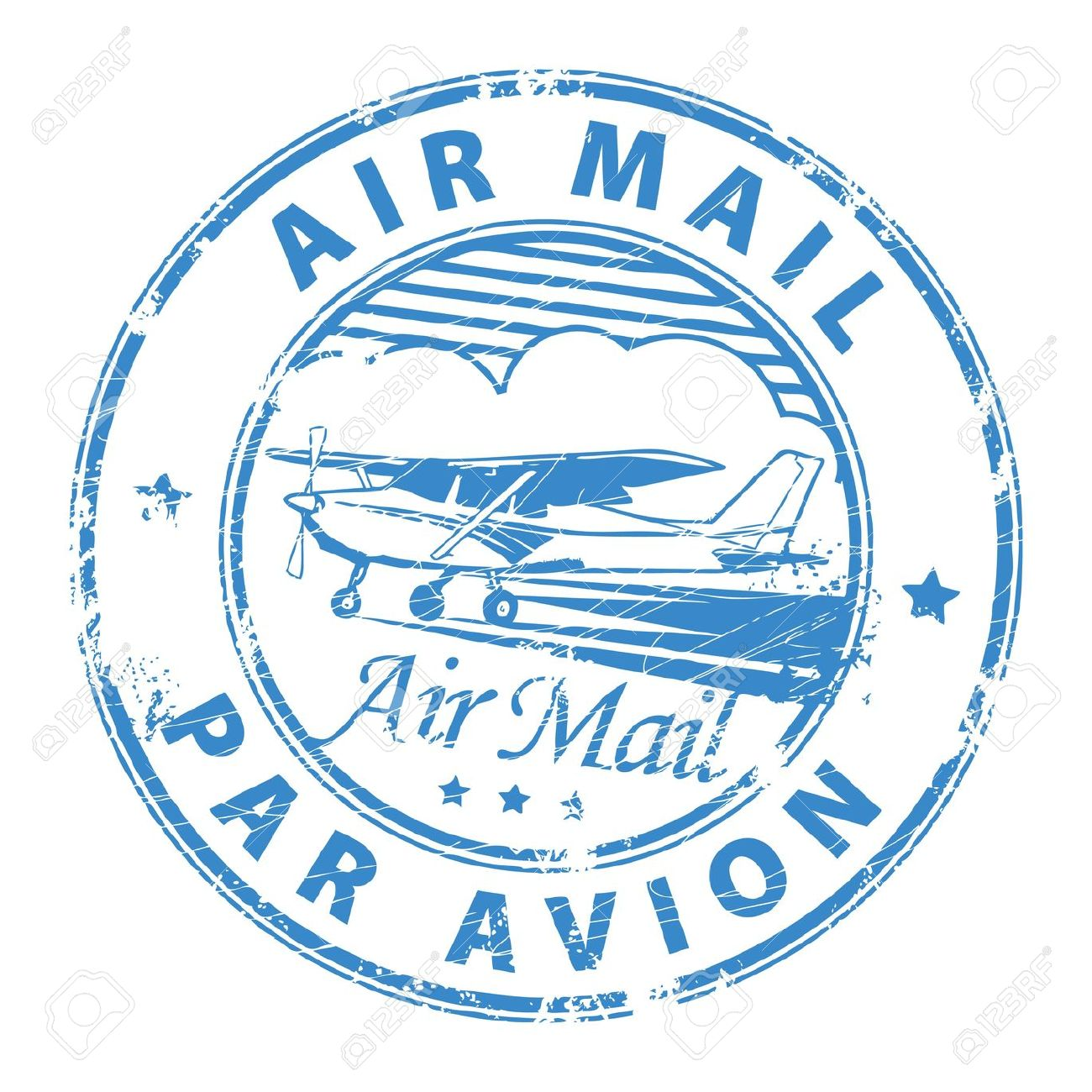 1,472 Airmail Envelope Stock Illustrations, Cliparts And Royalty.