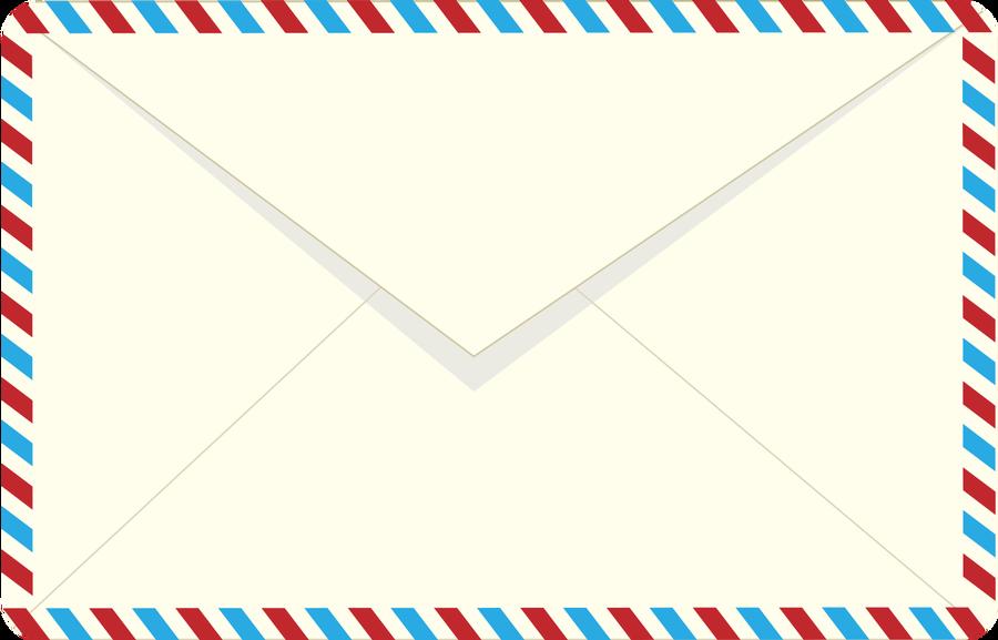 Airmail envelope clipart clipartfest.
