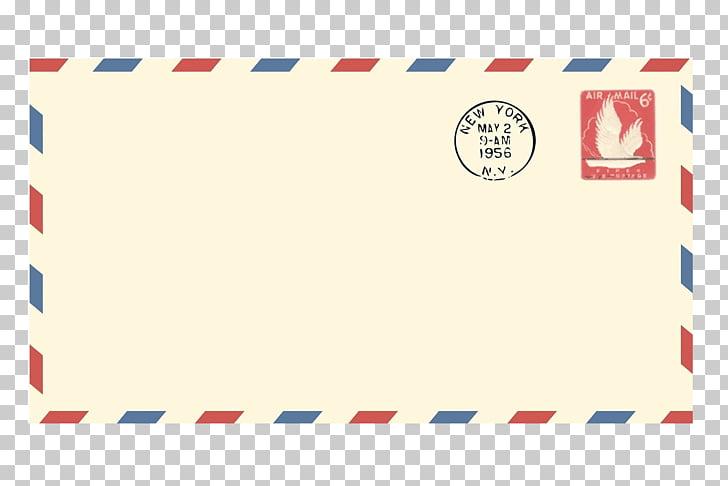 Paper Airmail Envelope Letter, envelope mail, white letter.
