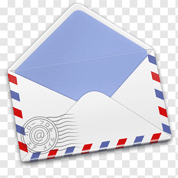 Airmail cutout PNG & clipart images.