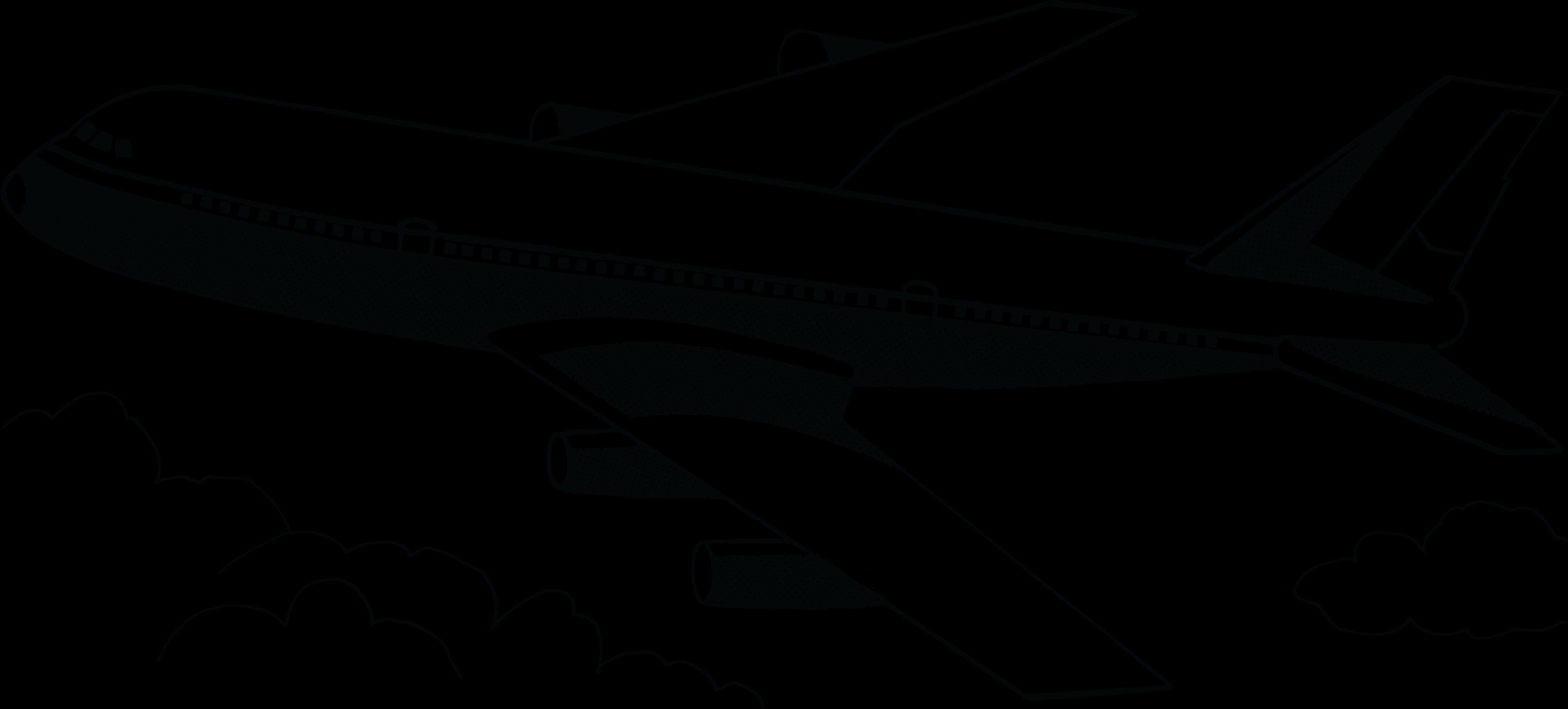 Plane Png Clipart.