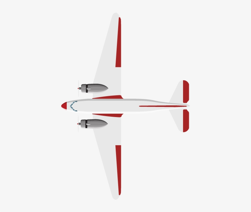 Plane clipart top, Plane top Transparent FREE for download.