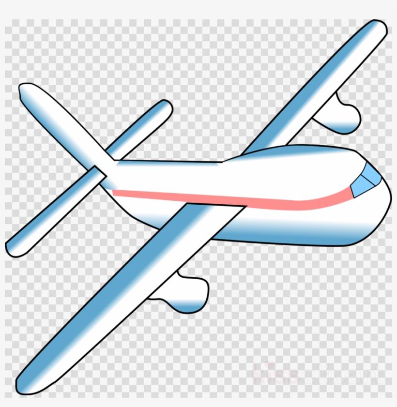 Transparent Background Plane Clipart Airplane Aircraft.