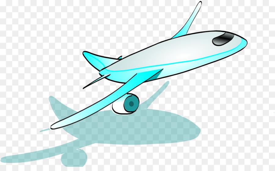 Airplane Cartoon.