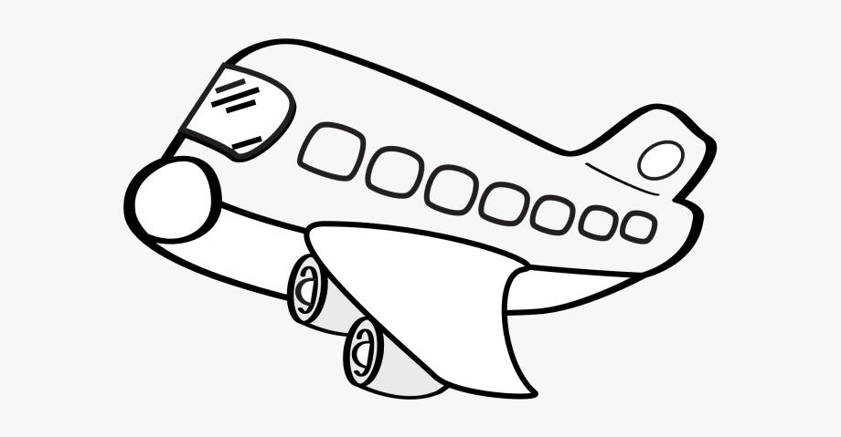 Airplane Clipart Flight.