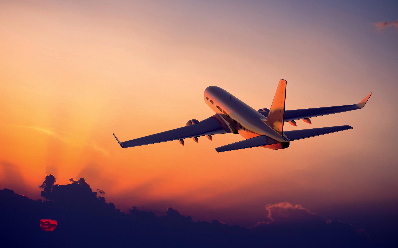 Airplane In Flight Wallpaper #6952565.