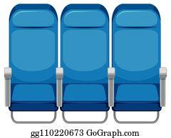 Aisle Seat Clip Art.