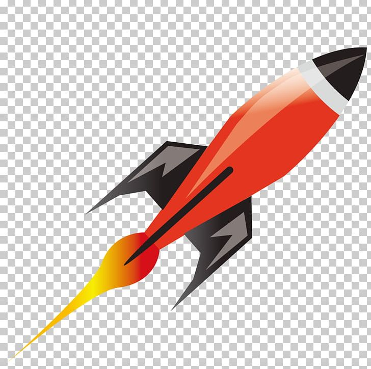 Rocket Spacecraft Outer Space Illustration PNG, Clipart.