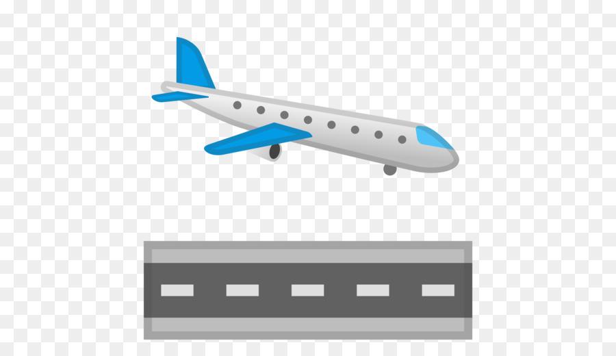 Airplane Emoji clipart.