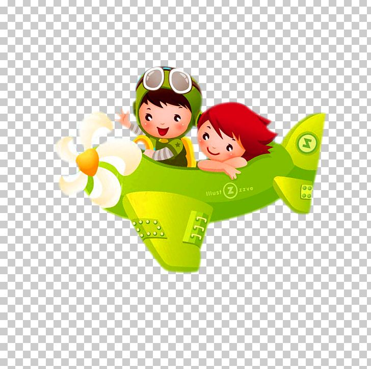 Airplane Cartoon Child PNG, Clipart, Airplane, Animation.
