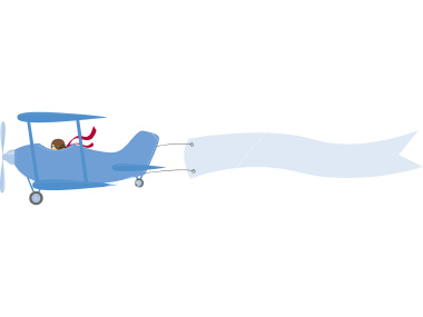 Free Airplane Banner Png, Download Free Clip Art, Free Clip.