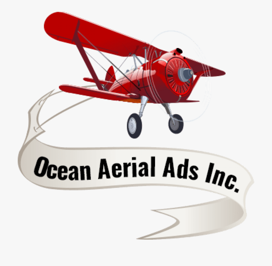 Free Png Download Airplane With Banner Png Images Background.