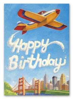 Airplane clipart happy birthday, Airplane happy birthday.