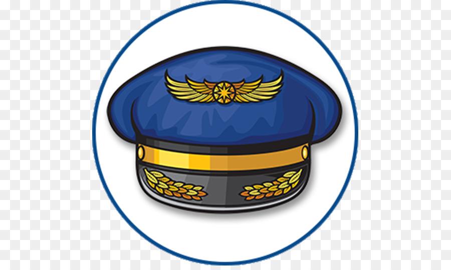 Pilot clipart pilot cap, Pilot pilot cap Transparent FREE.