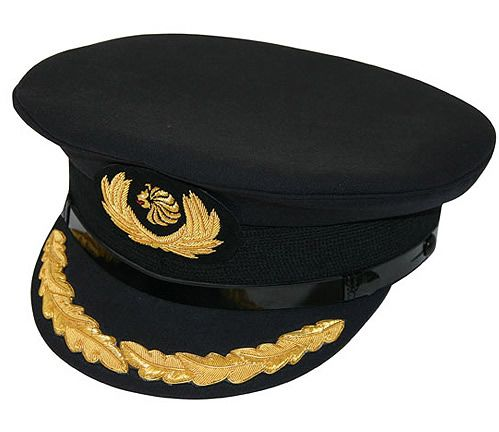 Pilots Uniform Cap.