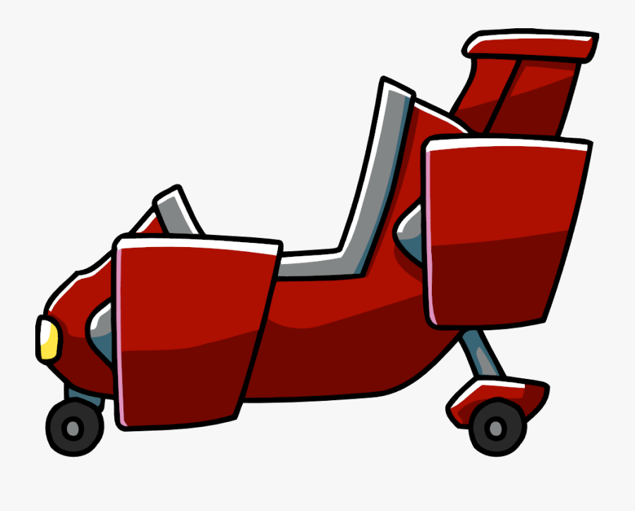 Transparent Red Car Clipart.