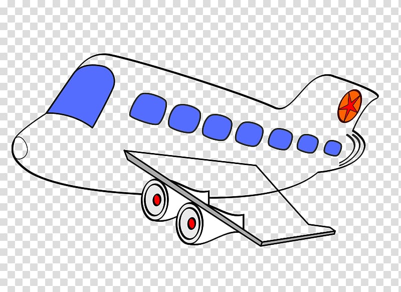White and blue airliner illustration, Airplane Window.