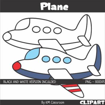 Plane Clipart.