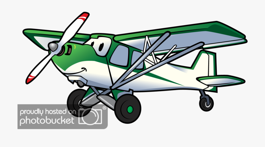 Cartoon Cessna Plane , Transparent Cartoon, Free Cliparts.