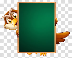 Green Chalkboard transparent background PNG cliparts free.